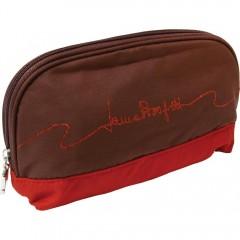 Zložljiv dežnik Laura v torbici 86375BO, bordo