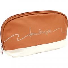 Zložljiv dežnik Laura v torbici 86375MR, oranžna