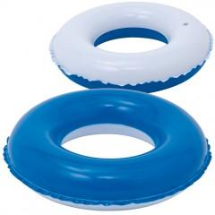 Napihljiv plavalni obroč 55cm Beveren, modra 863904