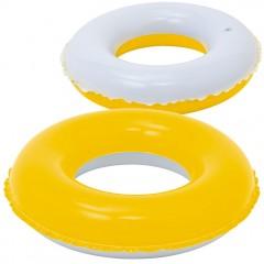 Napihljiv plavalni obroč 55cm Beveren, rumena 863908