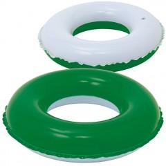 Napihljiv plavalni obroč za otroke 55cm Beveren, zelena 863909
