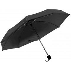 Zložljiv dežnik Midas, črna 8643202