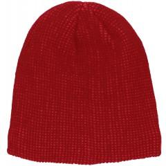 Pletena kapa Nepal Melange, rdeča 8644003