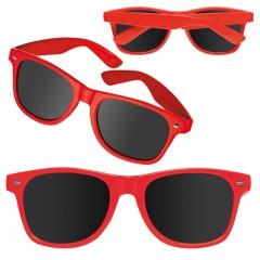 Sončna očala - promocijska - reklamna UV 400 Atlanta, rdeča 875805