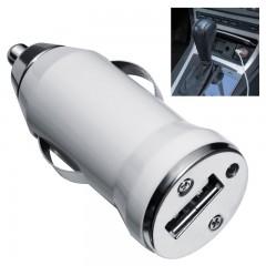 USB polnilec - napajalnik za v avto Norwich, bela 886306