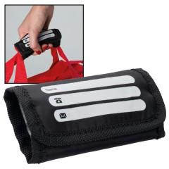 Označevanje prtljage - kovčka ali potovalke Costa Rica, črna 894403