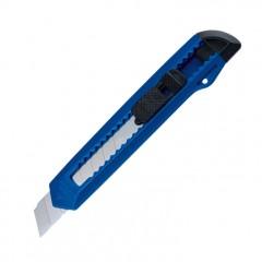 Olfa nož - velik - z zaustavljalcem Quito, modra 900104