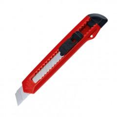 Olfa nož - velik - z zaustavljalcem Quito, rdeča 900105