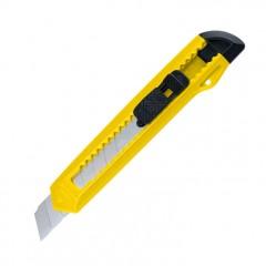 Olfa nož - velik - z zaustavljalcem Quito, rumena 900108