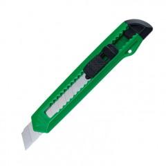 Olfa nož - velik - z zaustavljalcem Quito, zelena 900109