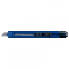 Olfa nož z zaustavljalcem 135mm San Salvador, modra 900304