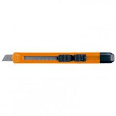 Olfa nož z zaustavljalcem 135mm San Salvador, oranžna 900310