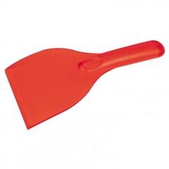 Lopatica - strgalo za led 23 cm Hull, rdeča 901205