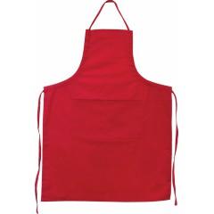 Predpasnik z žepom Master Flex, rdeča S/M 921003RD