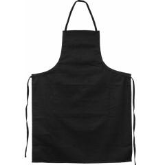 Predpasnik z žepom Master Flex, črna L/Xl 9210102