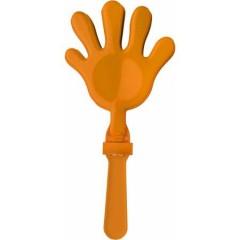 Navijaška ropotulja - roka, oranžna 9539-07