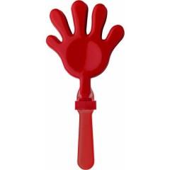 Navijaška ropotulja - roka, rdeča 9539-08