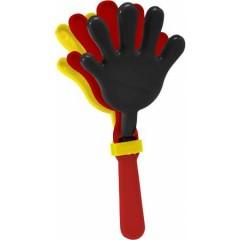 Navijaška ropotulja - roka za navijanje, multicolor 9539-09