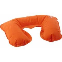 Potovalna blazina za vrat - okoli vratu - v etuiju, oranžna 9651-07