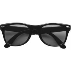 Modna promocijska sončna očala UV-400, črna 9672-01