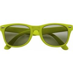 Reklamna sončna očala z UV400 zaščito, zelena 9672-19