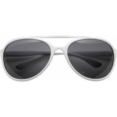 Promocijska sončna očala UV-400, bela 9674-02