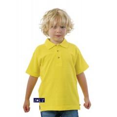 Otroška polo majica - KID'S SHORT-SLEEVED POLO SHIRT •  SOL'S SUMMER KIDS-11345