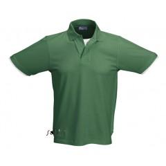 Polo majica - MEN'S DOUBLE COLLAR ASPECT POLO SHIRT (POLO & T-SHIRT) • 100% bombaž SOL'S PACIFIC-11355