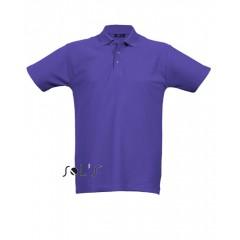 Polo majica - MEN'S POLO SHIRT • 100% bombaž SOL'S SPRING II-11362