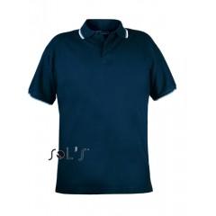 Polo majica - MEN'S GOLF POLO SHIRT • 100% bombaž SOL'S PRACTICE-11365