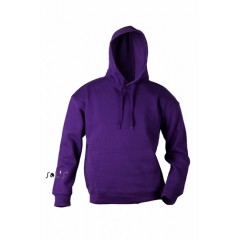 Pulover s kapuco - UNISEX HOODED SWEAT-SHIRT • 50% bombaž - 50 % poliester SOL'S SLAM-13251