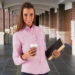 Ženska srajca z dolgimi rokavi Valento STAR LONG