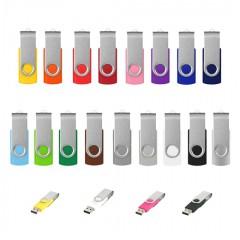 USB ključ Twister 2GB - 64GB - več barv U8726