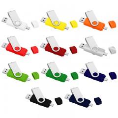 USB ključ Twister OTG 2GB - 64GB - več barv UID22